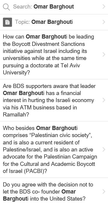 """Most Viewed Writers"""" on the topic """"Palestinians"""" in Quora"""