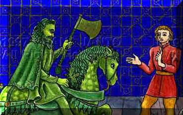 sir gawain and the green knight original text
