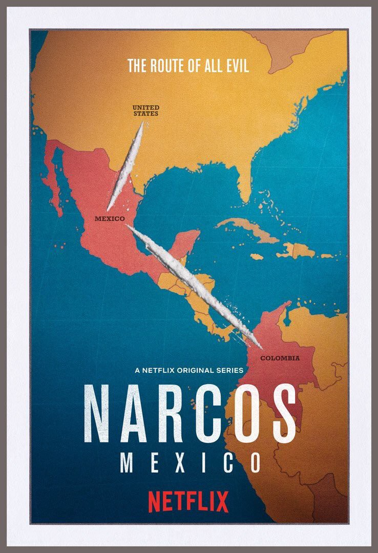 on Narcos: Mexico — Good Story, Bad Storytelling - haye - Medium