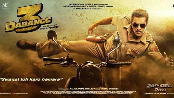 Dabangg 3 Hindi Movie Download Hd New Bollywood Movie Download By Vishalweb Medium
