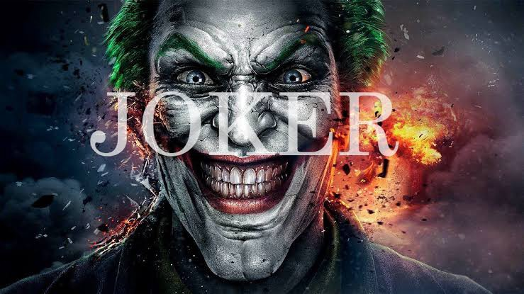 Joker Stream English