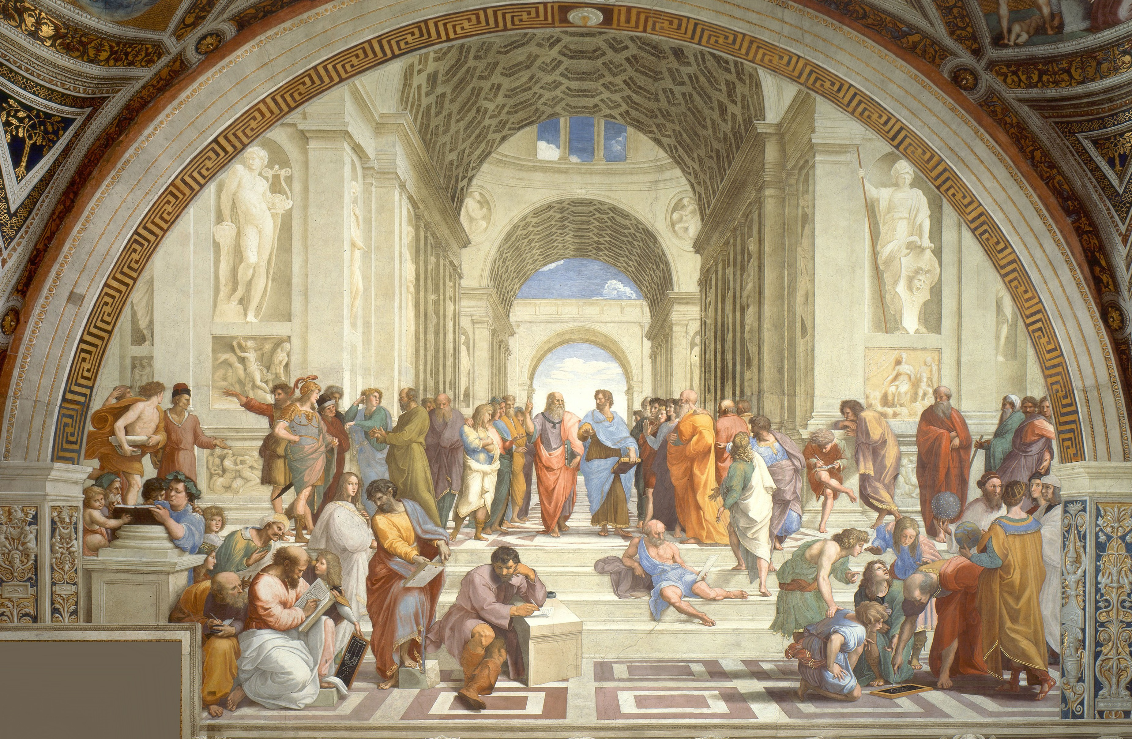 Plato Aristotle And Machine Learning Towards Data Science