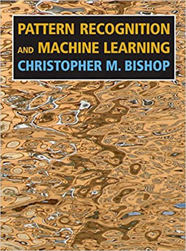 Pattern Recognition and Machine Learning | Source: Amazon | Best Machine Learning Books | Machine Learning (ML) Books