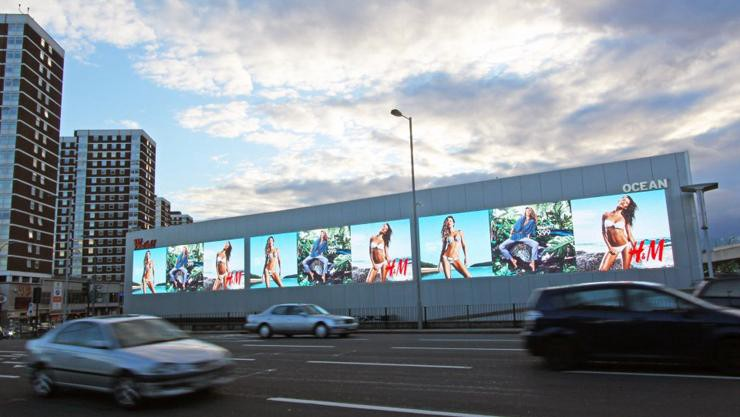 Here S Why This London Billboard Is Scanning Your Car