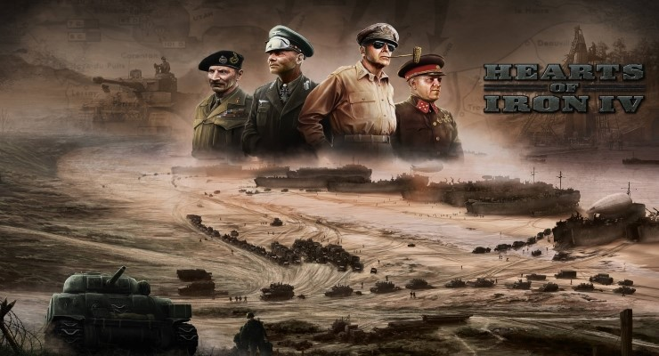 An In-depth Hearts of Iron IV Gamer's Guide - TechPrevue