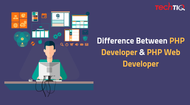 What Is The Difference Between Php Developer Php Web Developer By Daniel Dixon Medium