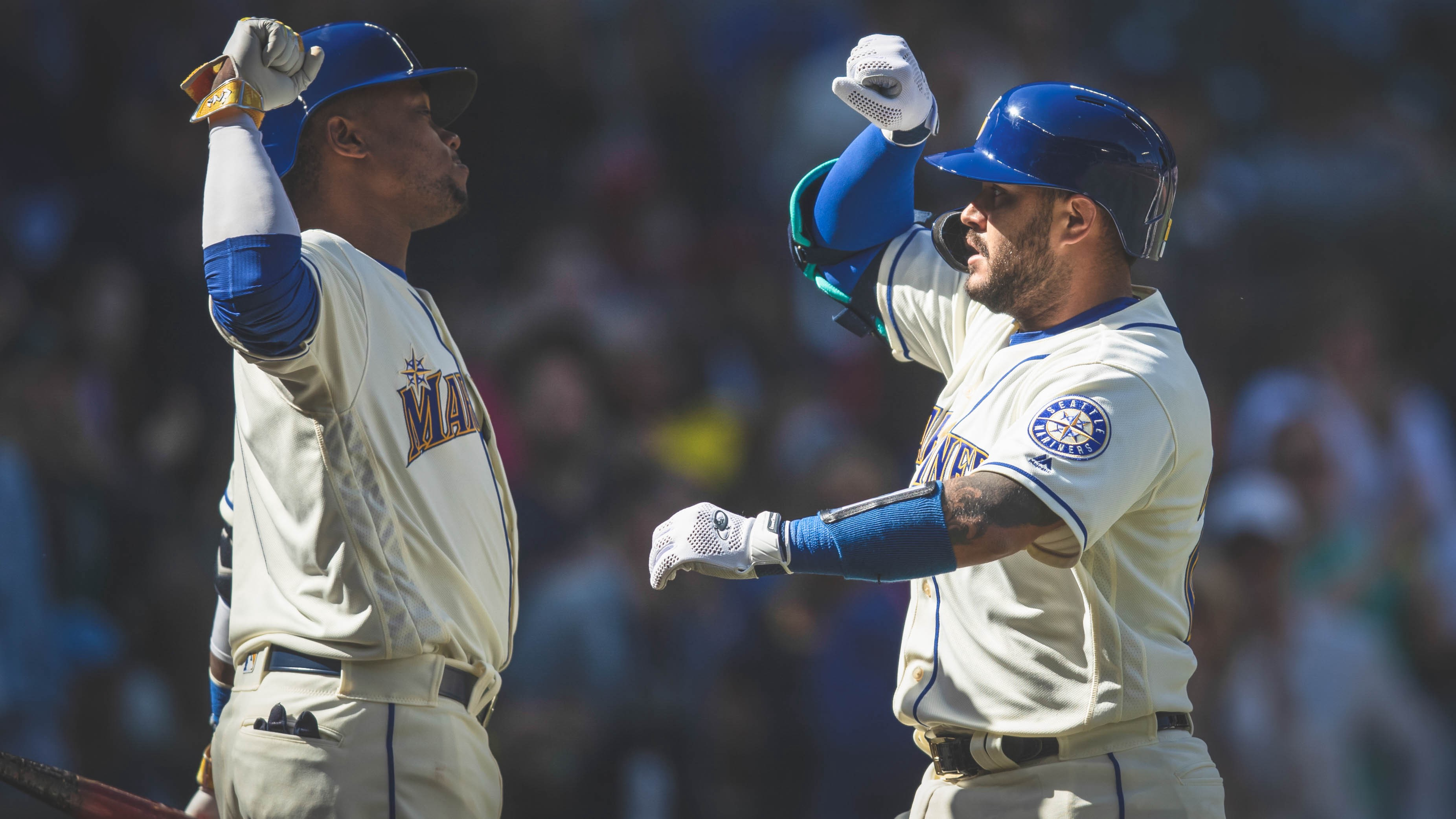Mariners playing with a lot to prove—and having fun doing it