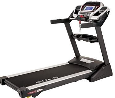 Sole Fitness F80 Folding — Best Treadmill for Apartment