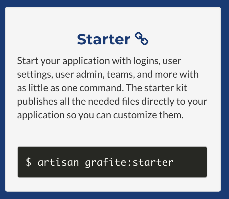 Build a powerful Laravel 5 app with Grafite - Employbl - Medium