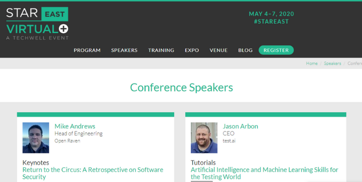 virtual conference and virtual events