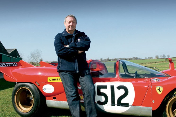 Nick S Boogie Pink Floyd S Nick Mason Talks About His By Forza Magazine Medium
