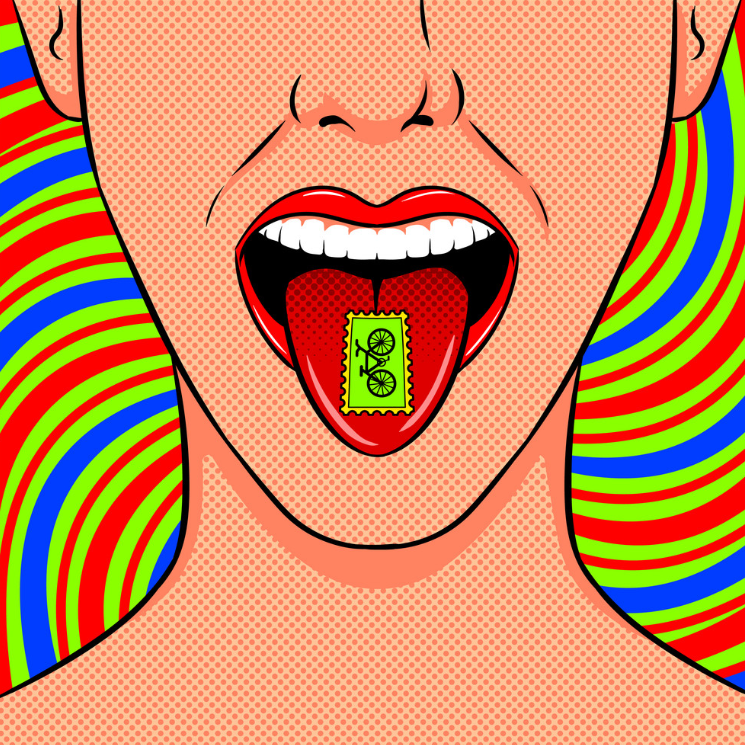 Tripping on LSD - Treatment for Depression & PTSD   by Owen Barker ...