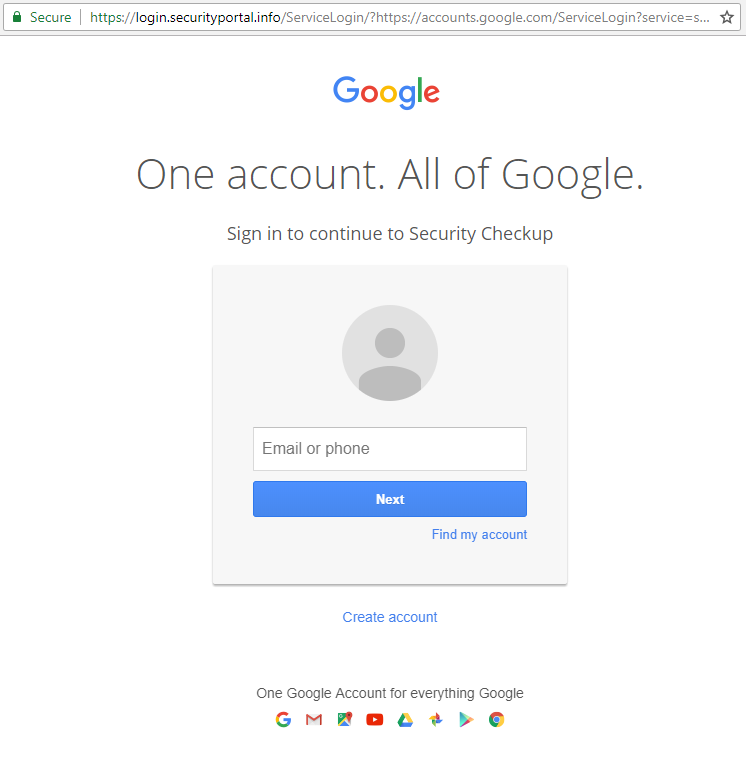 How I (Foolishly) Gave Up My Google Account Password