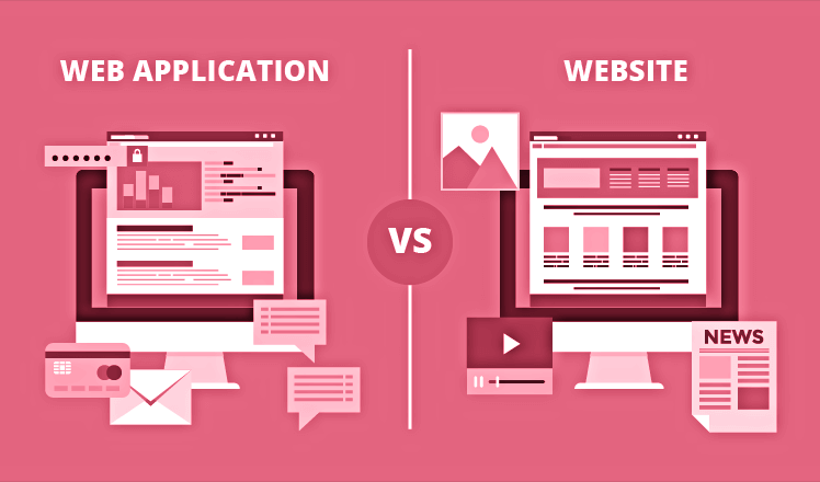 Website vs Web app: What does your Startup need? | by Kristen Carter |  Medium