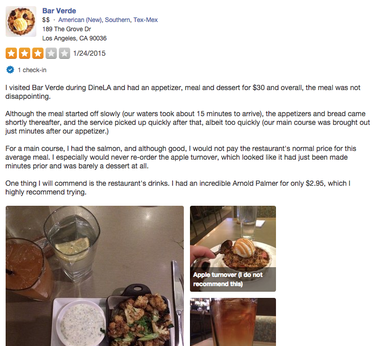 How I Became a Yelp Elite… And You Can Too - Morgan