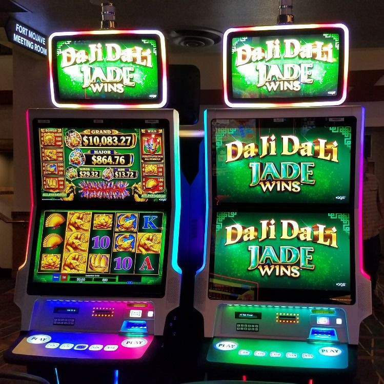 Slot machines that pay the best money