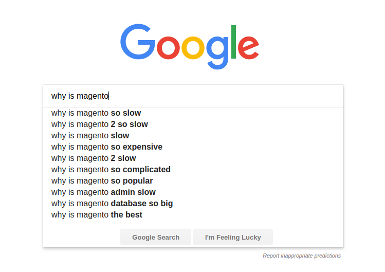 Why Magento is So Slow and How to Resolve It - BelVG team