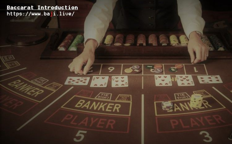 Everyone Can Make A Profit In The Casino Introduction Of Baccarat By Wil C Igaming Insider Medium