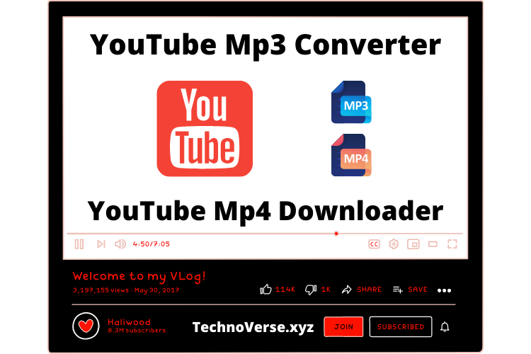 Youtube Mp3 Converter Youtube Mp4 Downloader Technoversve By Saurav Sinha Medium