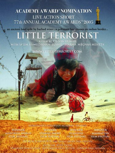 Little Terrorist: A 15 min short-film depicting culture-difference
