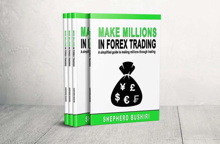 Buy shepherd bushiri forex book