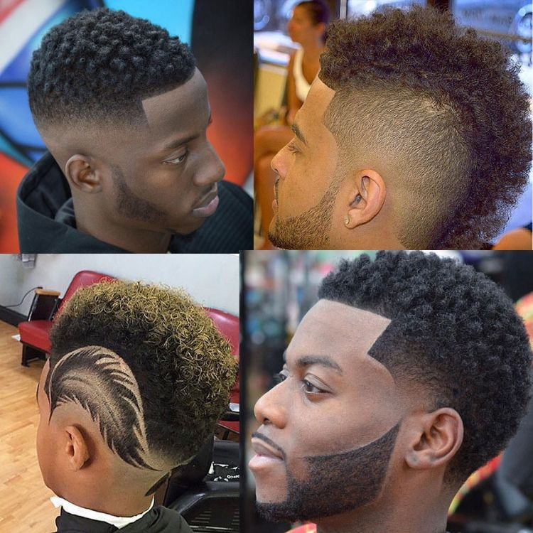 Latest African Hair Cutting Style 2019