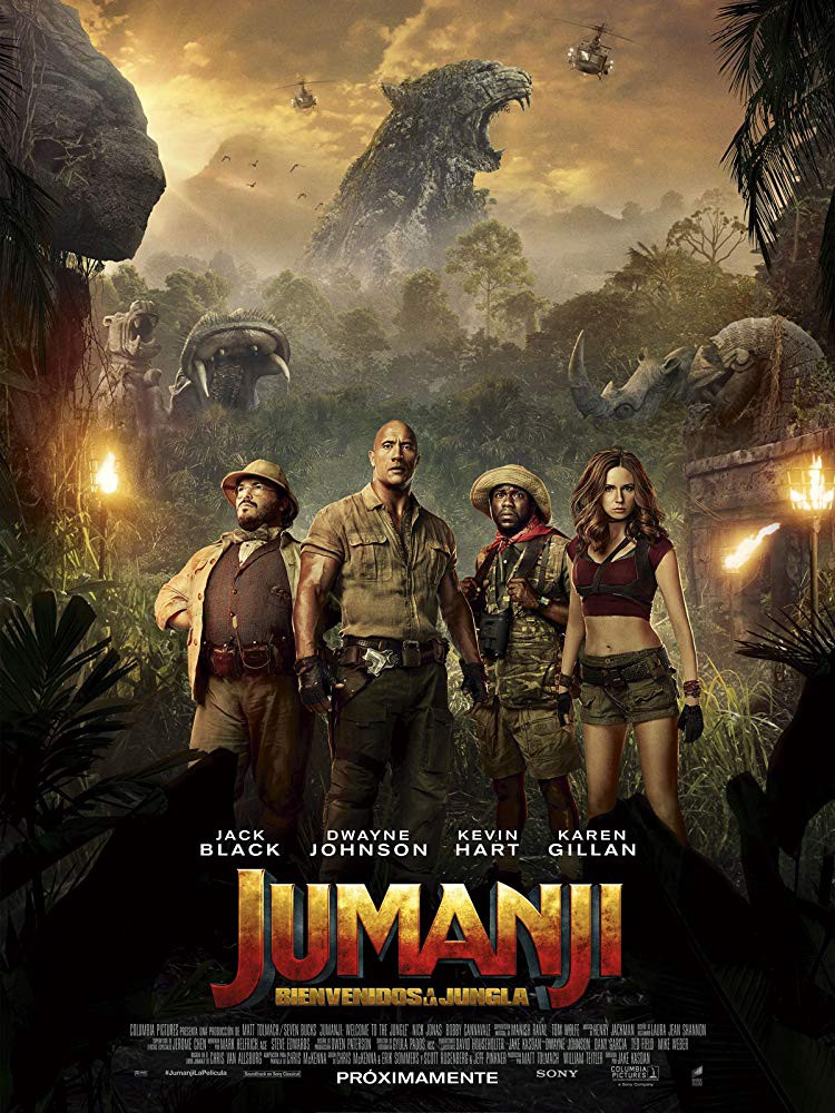 Jumanji The Next Level 2019 Full Movie Free Watch Online By Moro Ontohod Strickland Medium