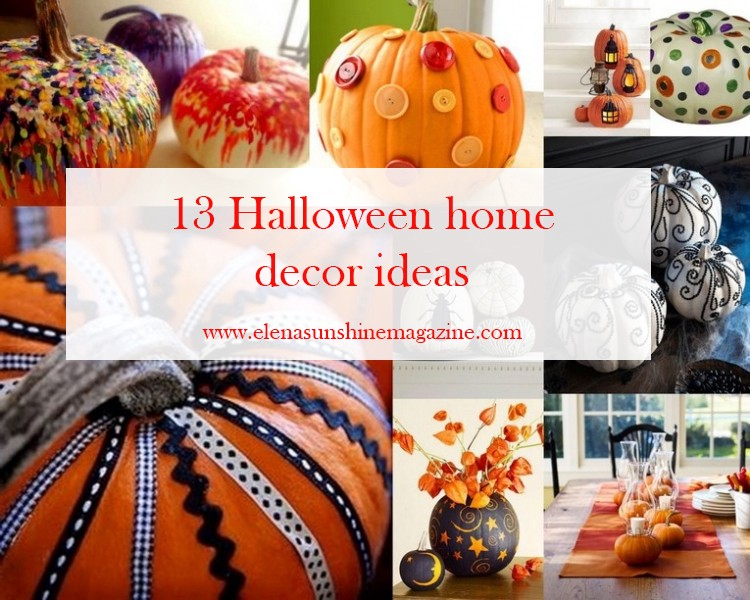 13 Halloween Home Decor Ideas Halloween Decor Should Cause A Slight By Elena Sunshine Magazine Oct 2020 Medium
