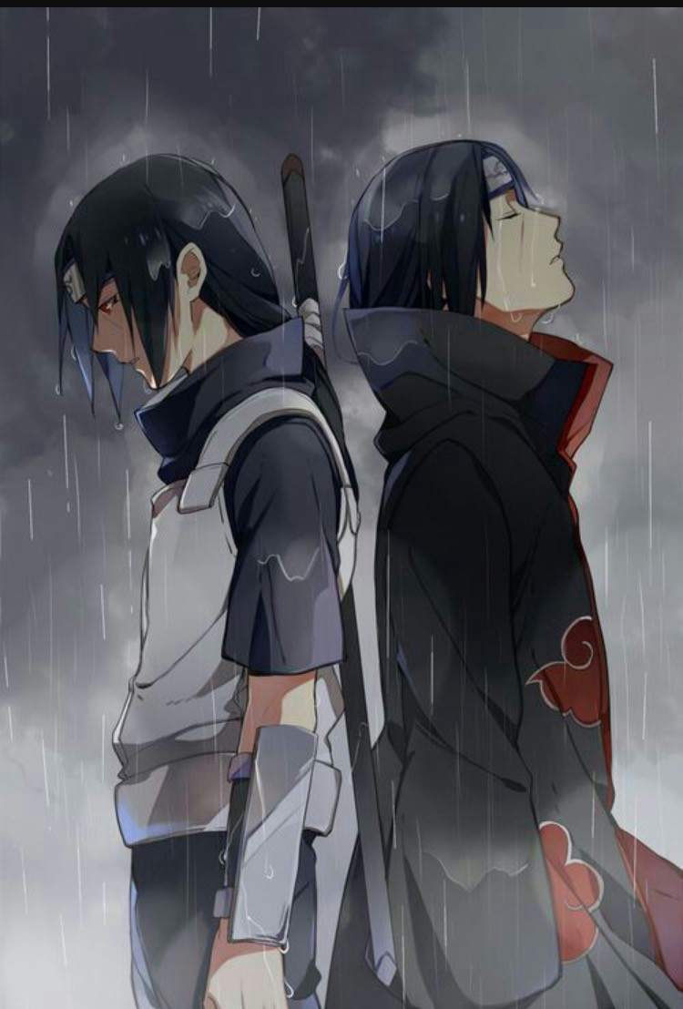 How pain changes us (a lesson from Itachi Uchiha) - Ramon