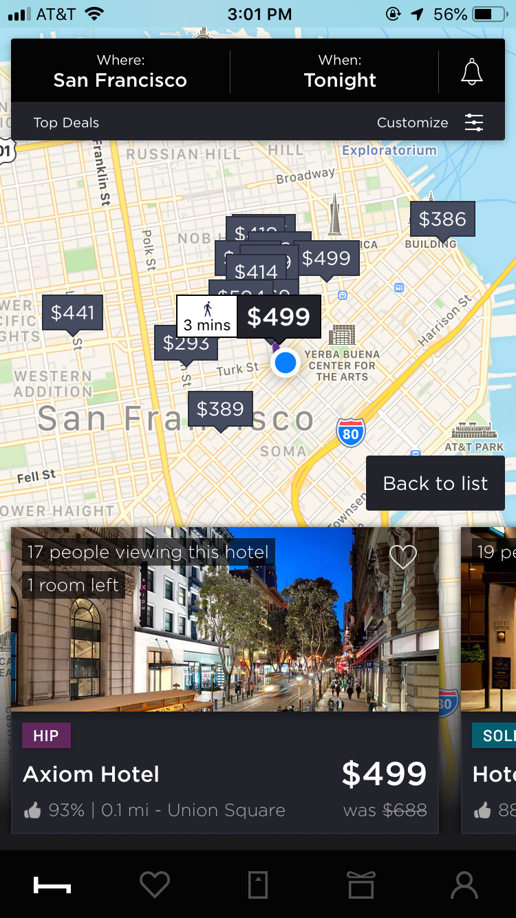 Changing the Geography — How HotelTonight Implemented a New ... on people map, weather map, transportation map, resort map, information map, florence map, hyatt hotels map, home map, jobs map, turkey map, italy map, history map, usa map, economy map, germany map, google map, london hotels map,