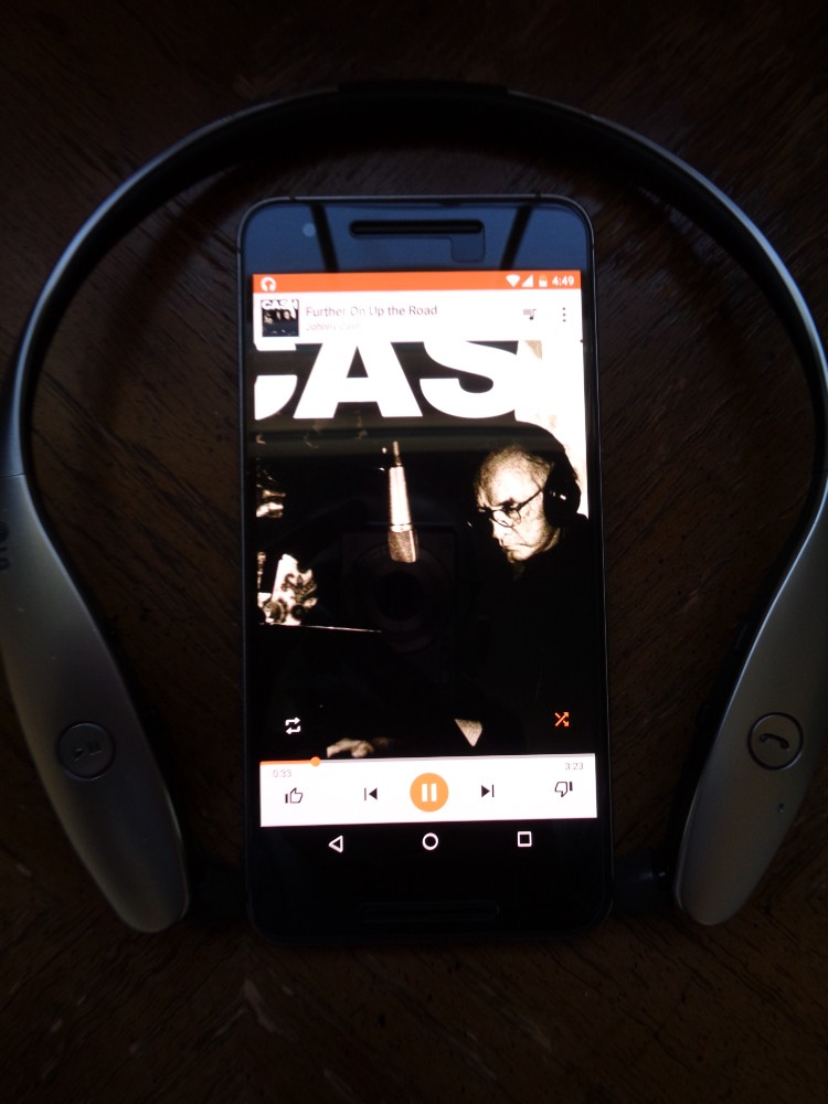 Comparing Google Play Music, Spotify, Apple Music and