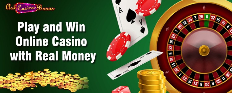 play online casino and win real money