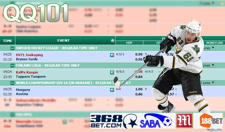 Over under betting hockey sports online betting in usa