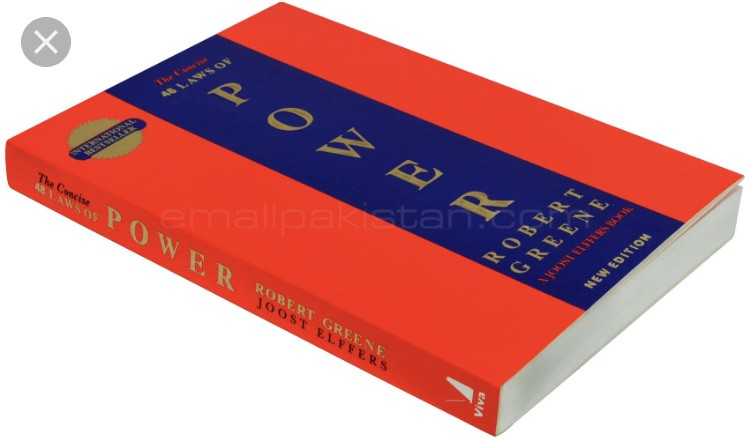 My Top 10 Takeaways From The 48 Laws Of Power By Robert Greene ...