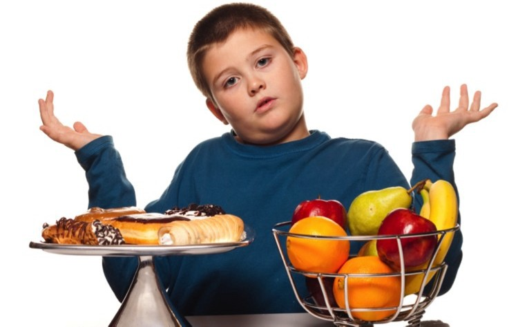 ESSAY: Child Obesity (Causes, effects and solutions)