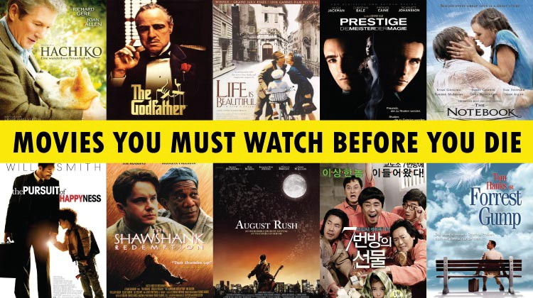 Must Watch Movies