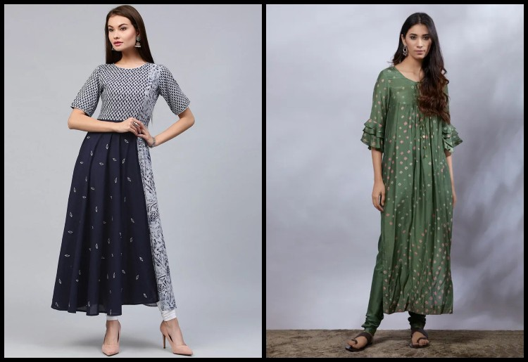 Enhance Your Overall Appeal With Latest Cotton Kurti Designs 2019 By Vaishali Shete Medium