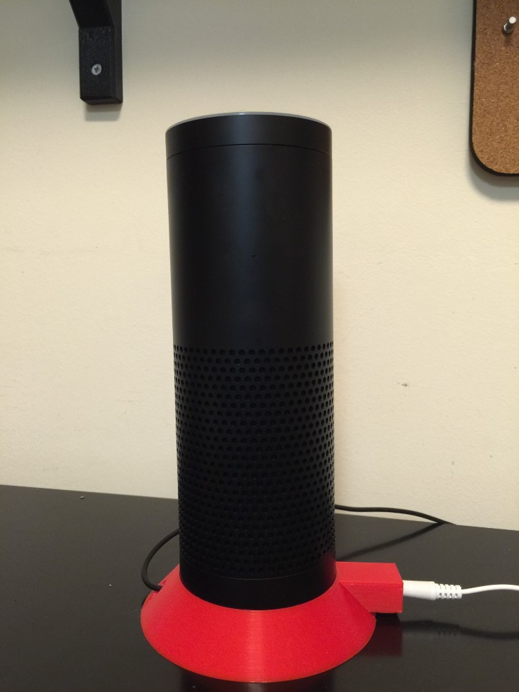 Hacking an Amazon Echo and integrating it with Sonos  by Mathias