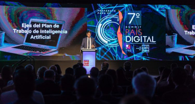 Image result for ministerio de inteligencia artificial chile