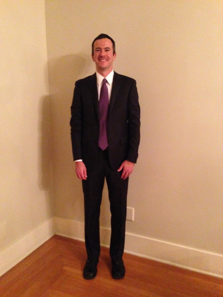 My Experience Buying a Custom Suit with Indochino - Ryan