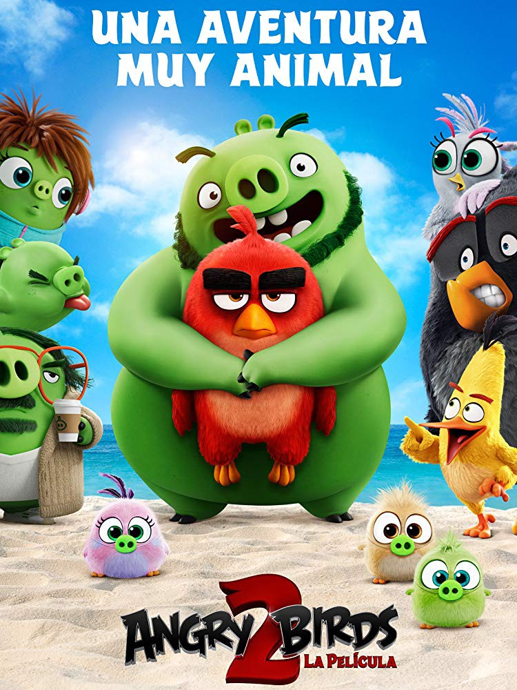 The Angry Birds Movie 2 Hindi Download (2019) - Beryprima