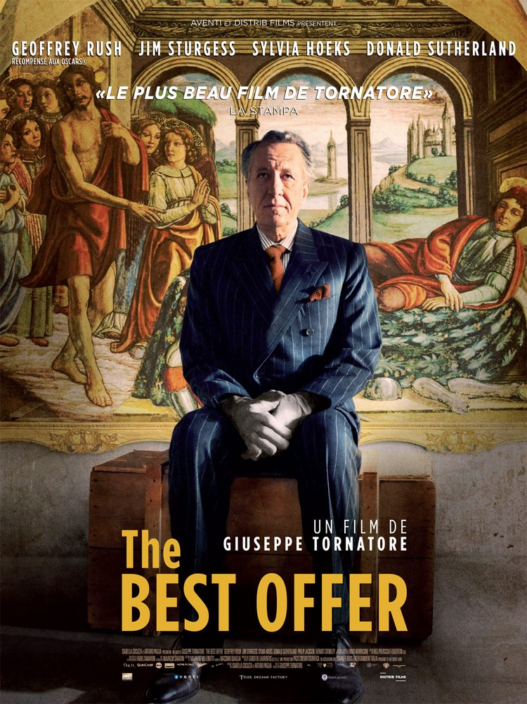 The Best Offer (La migliore offerta) | by David Grigg | Megatheriums for  Breakfast