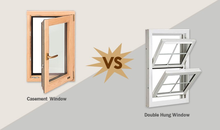 Which Is Better Casement Or Double Hung Vs