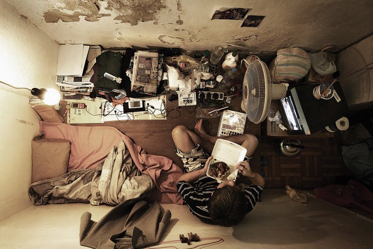 Coffin homes: the grim reality of Hong Kong's housing system   by Hortense Martin   Medium