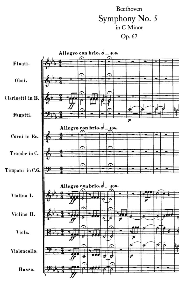 If Youve Heard Five Seconds Of Beethoven You Already Get