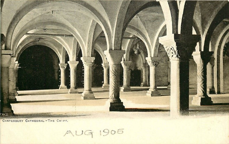 U Is For Undercroft The Christ Church Heritage A To Z Medium