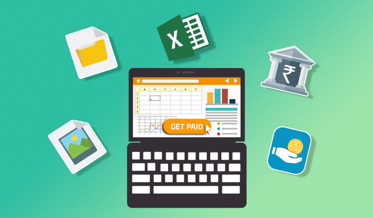 Collecting online payments is much easier now! Just use MS Excel