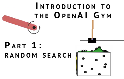 Getting started with OpenAI gym - Pinch of Intelligence