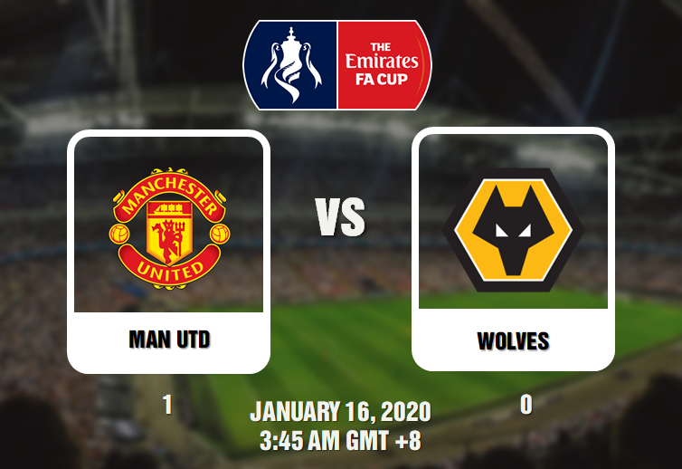 Manchester United Vs Wolves Fa Cup Highlights Bet Vision