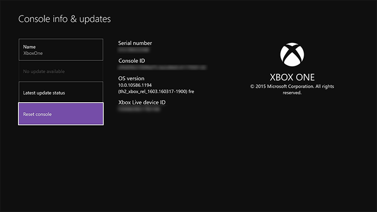 Solved] Xbox Console show error 0x00001f4 when visit Games Store